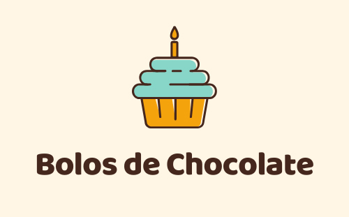 Bolos de Chocolate